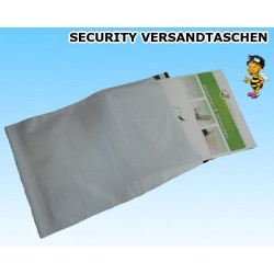 Officebiene® Sicherheitstaschen Versandtaschen 165x220+50mm FB-01 (1000 Stück)