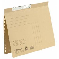 Pendelhefter Elba 90461 Karton 320g kfm. Heft. A4 chamois (50 Stück)
