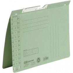 Pendelhefter Elba 90431 Karton 320g Amtsheftung A4 grün