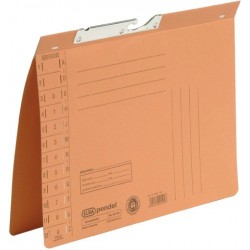 Pendelhefter Elba 90431 Karton 320g Amtsheftung A4 orange