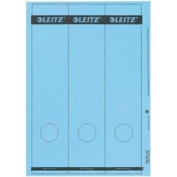 Rückenschilder Leitz 1687 PC 285x61 blau Loch unten Pa=75St.