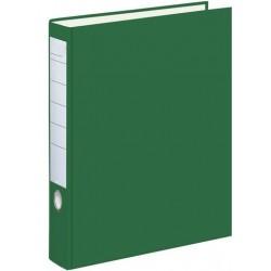 Ordner A4 50 mm breit Color PP Einsteckrückenschild grün