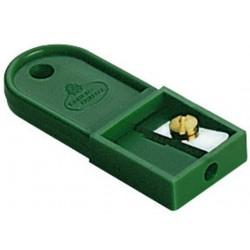 Faber Castell TK-Minenspitzer Kunststoff für Minen bis Ø2mm