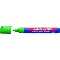 Pigmentmarker Permanentmarker Edding 30 1,5-3mm grün /1 St.