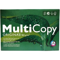 Druckerpapier Kopierpapier A4 80g Multi Copy Original 2500 Blatt=1 Karton