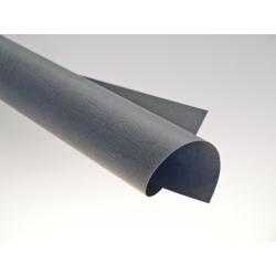 Einbanddeckel Lederstruktur 250g/m² A4 VE=100 Stk. grau