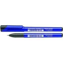 Tintenkugelschreiber Schneider Topball 811 0,5mm schwarz 10 St.