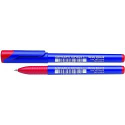 Tintenkugelschreiber Schneider Topball 811 0,5mm rot / 1 St.