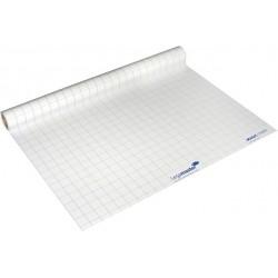 Flipchartrolle Legamaster Magic-Chart kariert 60cmx20m PP-Folie weiß inkl. Marker