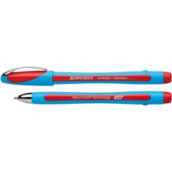 Kugelschreiber Schneider slider memo mit Kappe XB 1,4mm Schreibfarbe rot