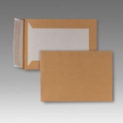 Papprückwand Versandtaschen B5 250x176 mm BRAUN hk (1000 Stück)