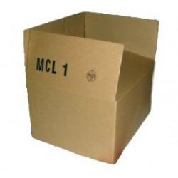 KARTONS 250x200x140mm Einwellig MCL1 (100 Stück) SONDERANGEBOT