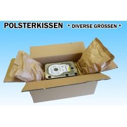 Polsterkissen BIG (80 Stück) / Verpackungschips mit Papierhülle