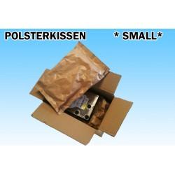 Polsterkissen SMALL (500 Stück) / Verpackungschips mit Papierhülle