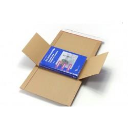 MULTI Karton Buchverpackung Ordnerverpackung für DIN A4++ VAX5 100 St