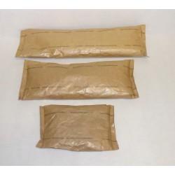 SCHWERGUT Polsterkissen Pappe mit Papierhülle 180x220mm SMALL Karton mit ca. 130 Stück
