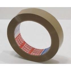Klebeband Tesa 4124 25mmx66m braun PVC leise (1 Rolle)