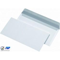 Briefumschlag DL DIN Lang HK ohne Fenster weiß - 500 Briefumschläge