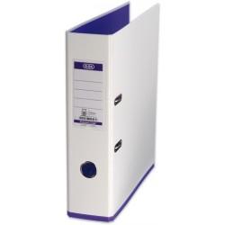Ordner Elba 10489 myColour PP mit Griffloch A4 80mm weiß / violett lila