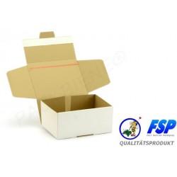 Kartons Postbox Packbiene®Magic 215x155x100mm weiss (100 Stück)