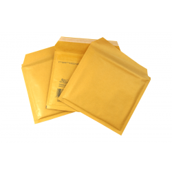 TAP-Luftpolstertaschen Comebag Gr. CD Braun (100 Stück)