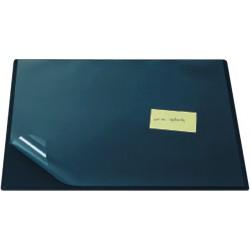 Schreibunterlage mit Vollsichtauflage 63 x 50 cm blau