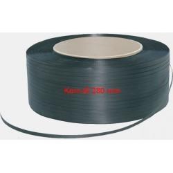 Umreifungsband 12 x 0,55 mm Kern-Ø 280 mm schwarz (1 Rolle á 2500 m)