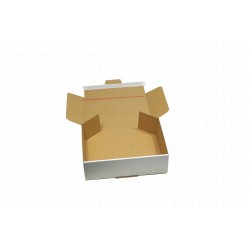 Kartons Postbox Packbiene®Magic 233x170x70mm Weiß