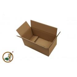 Kartons Versandkarton 210x110x80mm Einwellig TM21118 (1 Stück)