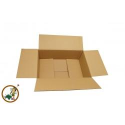Kartons 585x370x195mm zweiwellig WK6B (25 Stück)