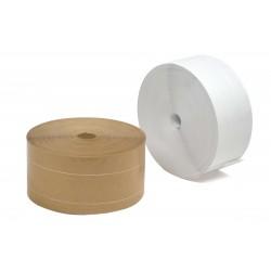 Nassklebeband weiß 60mm Fadenverstärkt 60g/m² 200m (100 Rollen)