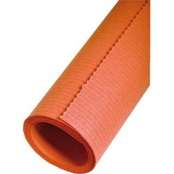 Packpapier Kraftpapier 70cm x 3m Orange (1 Rolle)