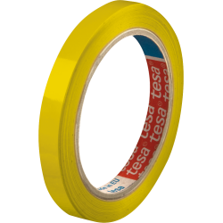 Klebeband 12mmx66m TESA Klebefilm gelb (1 Rolle)