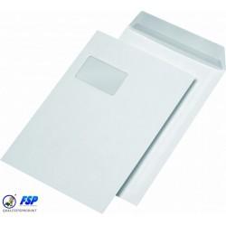 Versandtaschen Briefumschläge C4 hk mit Fenster WEISS (250 Stück) SONDERANGEBOT