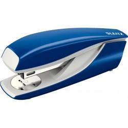 Heftgerät Leitz 5502 Metall für HK 24/6 + 26/6 30 Blatt blau