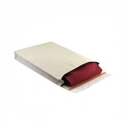 Textilversandtasche aus Graspapier