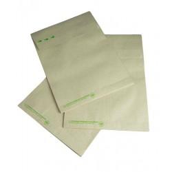 Nachhaltige, umweltfreundliche Textilienversandtasche