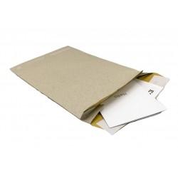 Graspapier Versandtasche - Graspapier Doumententasche