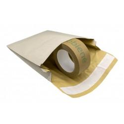 Versandtasche Papier, gepolstert