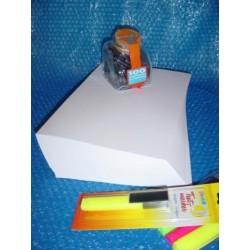 Kopierpapier A4 80g weiß f. Laser u. Inkjetdrucker (500 Blatt)