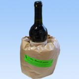 Polsterkissen Anwendungsbeispiel Weinverpackung einzeln