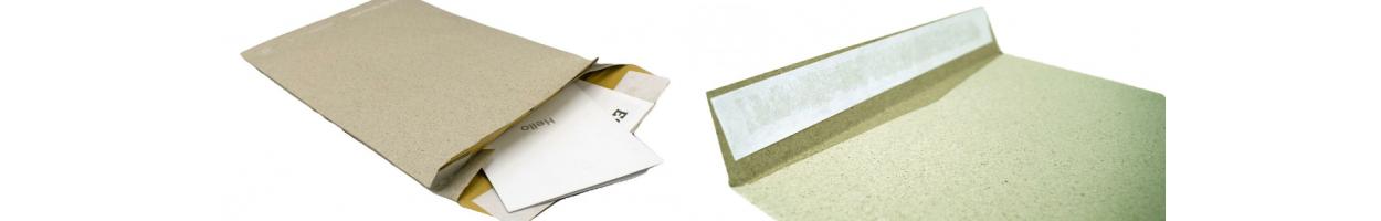 Graspapier Versandtaschen -  ???? 100% nachhaltig und in DE produziert | fsp-online.com